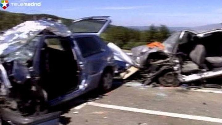 Nueve fallecidos en accidentes de tráfico durante el Puente del Pilar