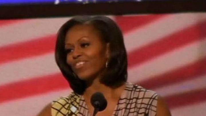 Michelle Obama y un alcalde hispano abrirán la convención demócrata en Charlotte