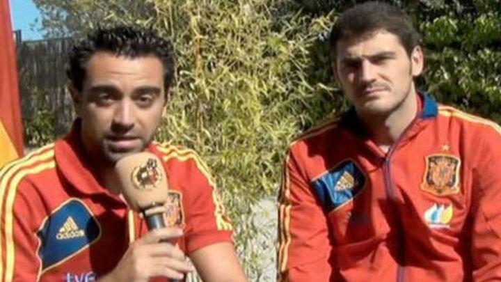 Casillas y Xavi obtienen el Premio Príncipe de Asturias de los Deportes