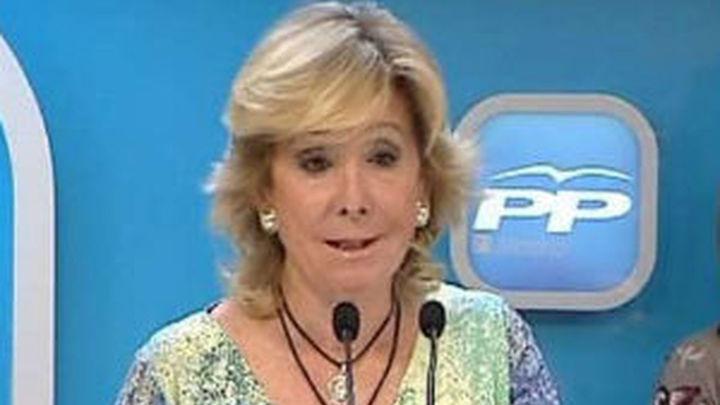 """Aguirre sobre Eurovegas: """"Mi intuición, que no me suele fallar, es positiva"""""""