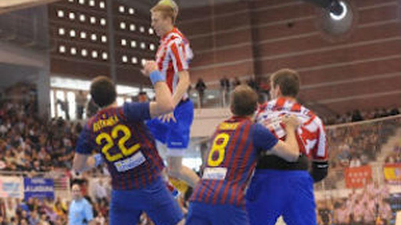 At. Madrid balonmano