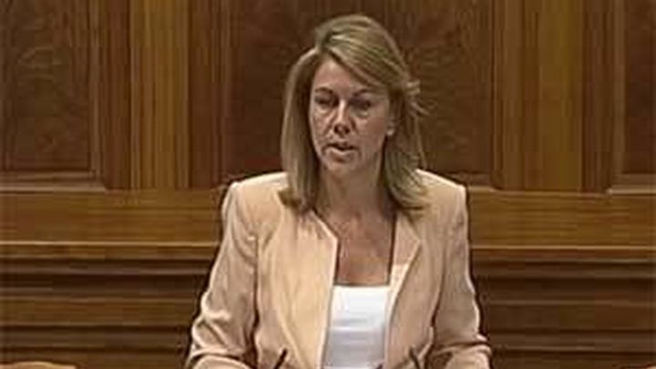 Cospedal quiere reducir a la mitad los diputados en Castilla La Mancha y que no cobren sueldo