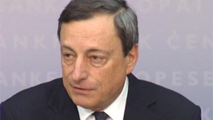 El BCE mantiene los tipos en el mínimo histórico del 0,05%