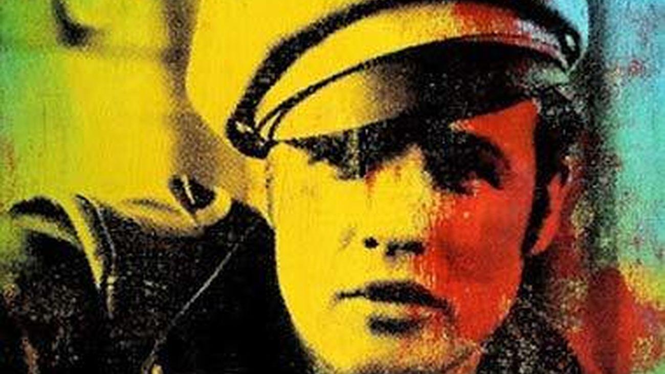Un warhol de Marlon Brando se subastará en Nueva York