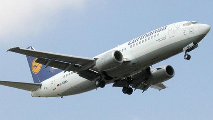 Lufthansa cancela casi 1.000 vuelos por la huelga, 14 de ellos desde o hacia Madrid