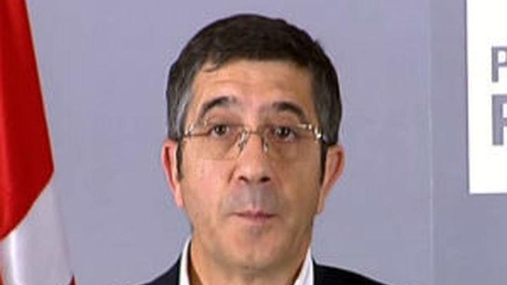 El lehendakari propone reformar el sistema fiscal en Euskadi