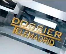 Logo Dossier Telemadrid