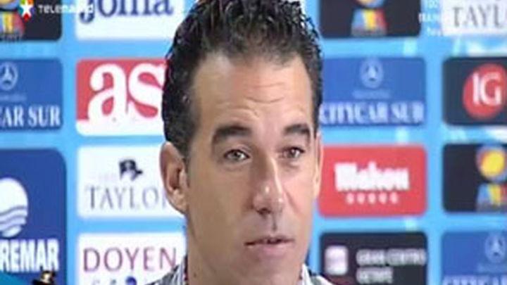 """Luis García: """"No firmo empatar con el Barça, aunque lo normal es que ganen"""""""