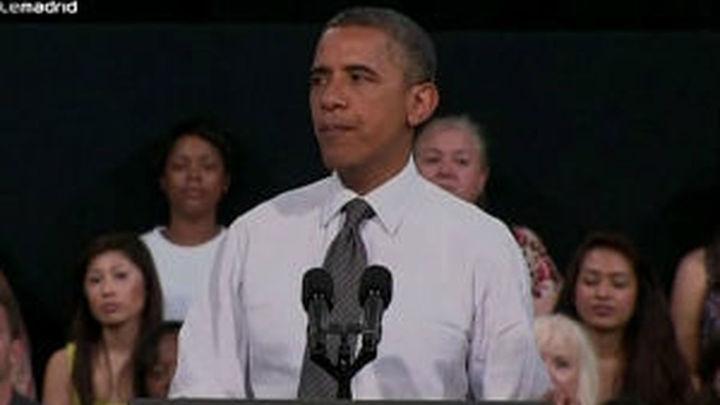 Atacan la sede de la campaña electoral de Obama en Denver