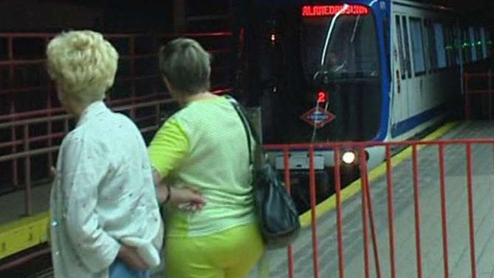 Los paros en el Metro regresan esta semana