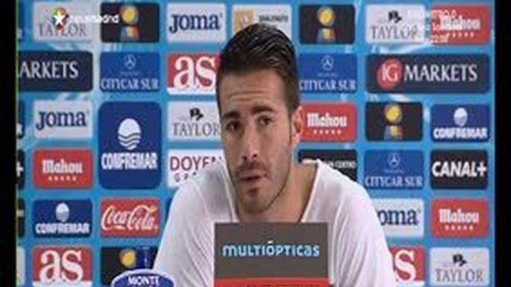 """Xavi Torres: """"Quiero conseguir lo que logró el Levante el año pasado"""""""