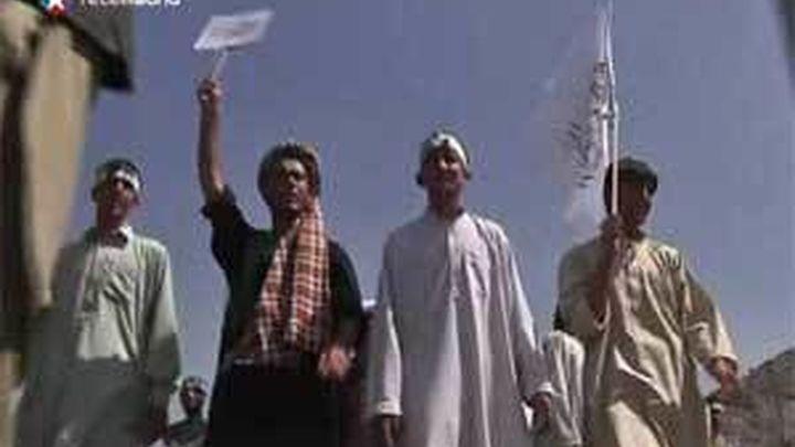Al menos 30 heridos en la protesta en Islamabad contra el vídeo de Mahoma