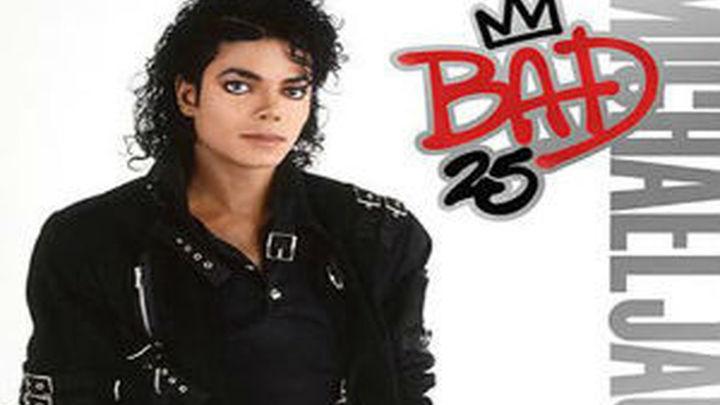 """""""Bad"""" de Michael Jackson regresa 25 años después"""