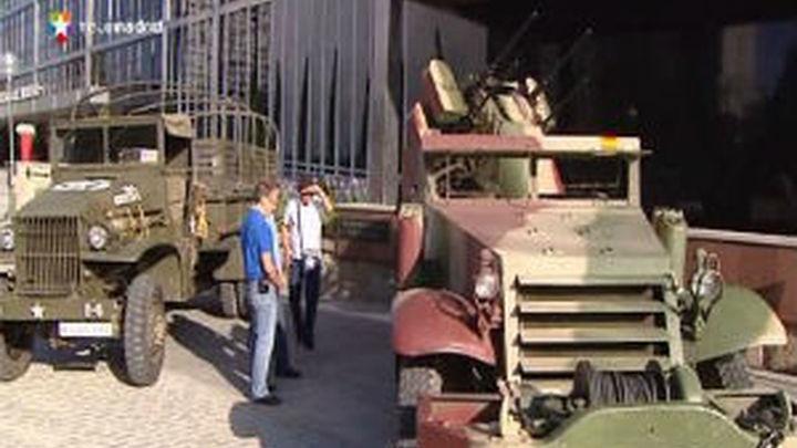 Casi 2.400 militares celebrarán el fin de año en misiones fuera de España