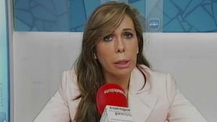 """Sánchez-Camacho advierte a Mas que """"El PP no le salvará otros Presupuestos"""""""