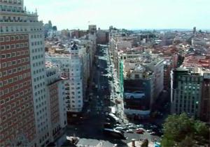 Las Cuatro Torres, el Ayuntamiento, el parque de las 7 Tetas...