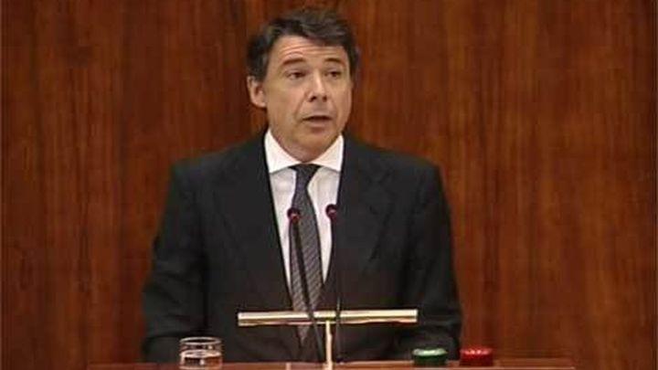 González dice que hará todo lo posible por la unidad de España desde Madrid