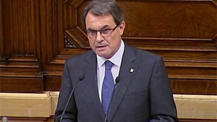 Mas convoca elecciones el 25N en Cataluña y da alas al soberanismo