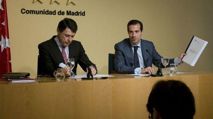 Ignacio González toma posesión como presidente  de la Comunidad de Madrid