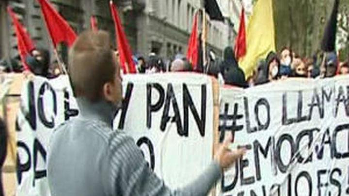 Delegación del Gobierno alerta de la llegada de 500 radicales para la nueva protesta del 25S