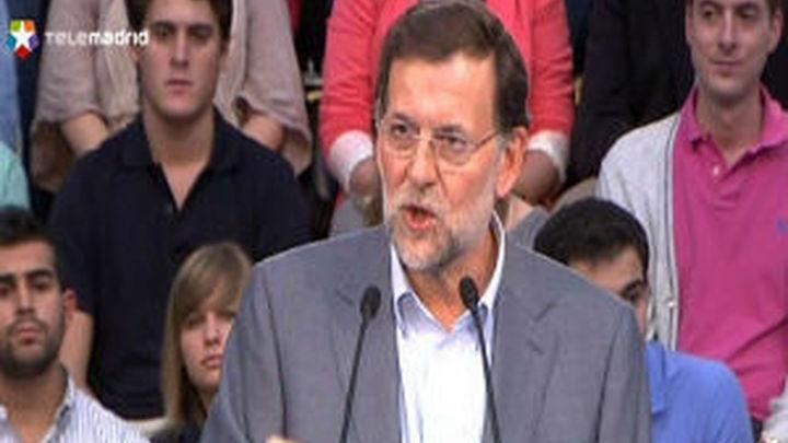 """Rajoy a los independentistas: """"La inestabilidad política es enemiga de la Economía"""""""