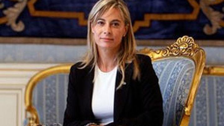 """La alcaldesa de Alicante asegura sentirse """"satisfecha"""" de poder defenderse ante el TSJCV"""