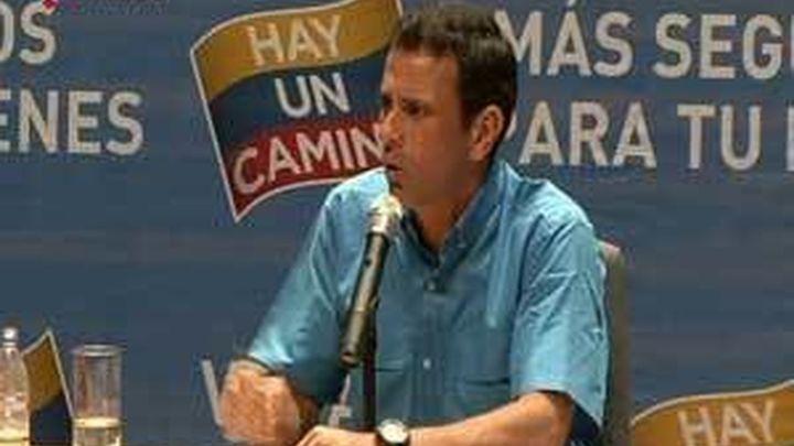 Capriles y Chávez echan el resto a tres días para el fin de la campaña