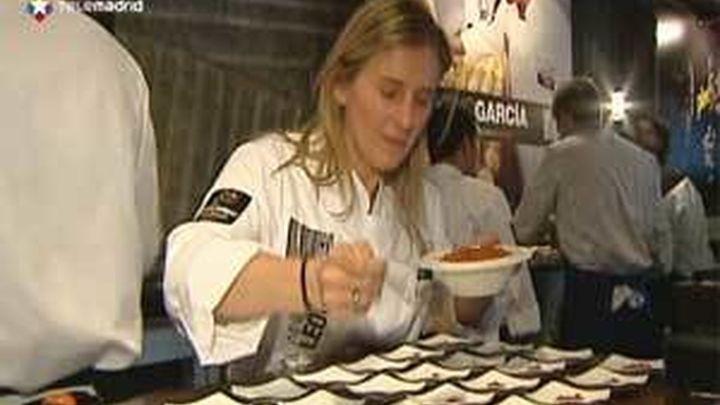 El Club Allard premio al mejor restaurante madrileño, y David Muñoz, de Diverxo, mejor chef