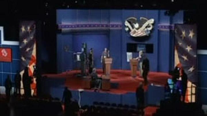 Obama mantiene la ventaja frente a Romney antes del primer debate