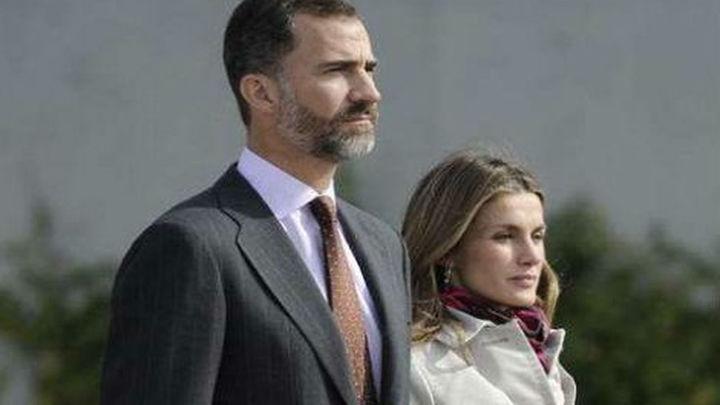 Los príncipes Felipe y Letizia respaldan a las empresas españolas en Panamá