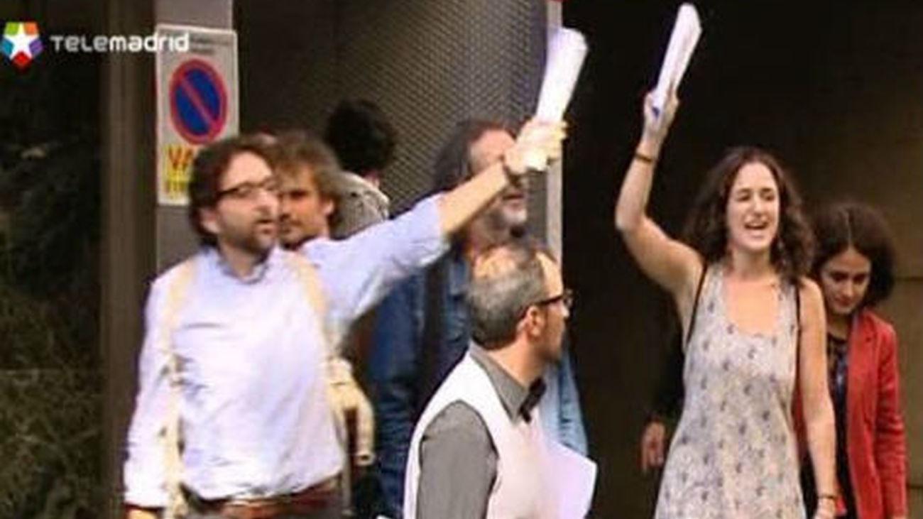 """Pedraz archiva el 25S por """"la decadencia de la clase política"""""""