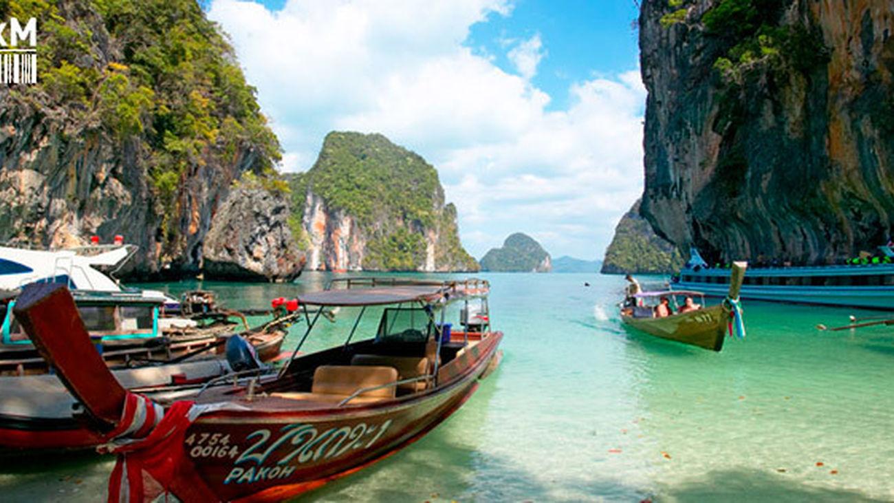 Madrileños por el mundo: Phuket