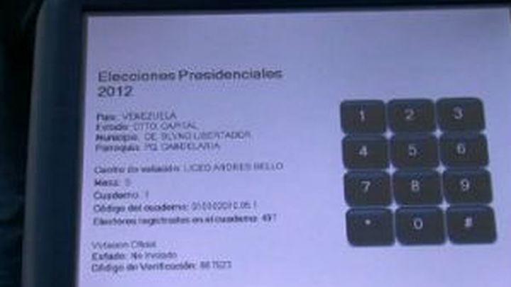 Venezuela instala mesas electorales ante los comicios presidenciales