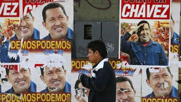 Asistencia masiva de votantes en las elecciones venezolanas