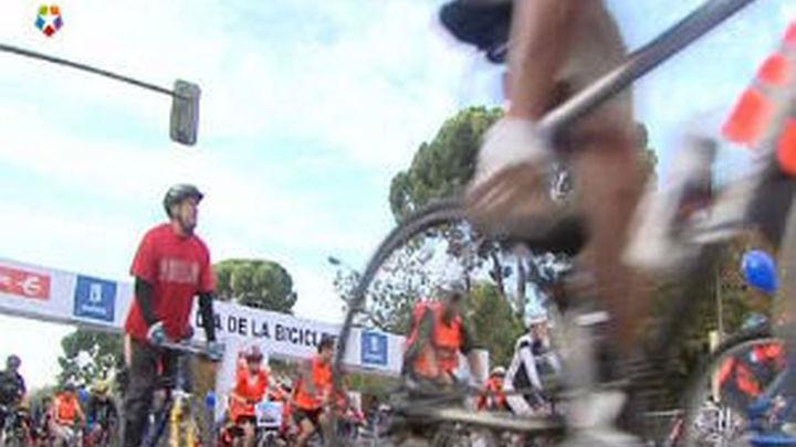 Dos de cada tres lesiones graves en la cabeza de los ciclistas se pueden evitar con el casco
