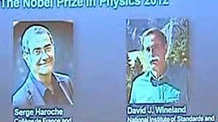 Serge Haroche y David J. Wineland ganan el premio Nobel de Física