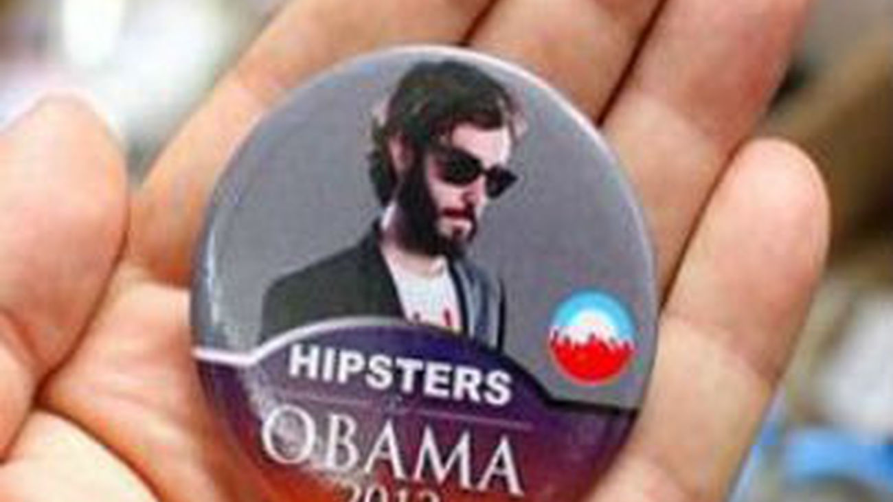 Hipster de Obama