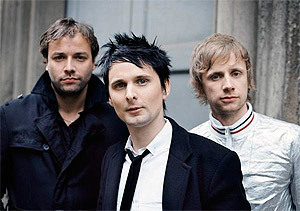 La banda inglesa Muse