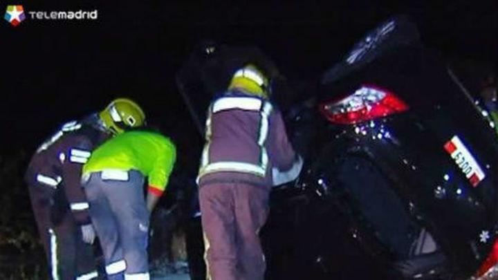 Un total de diez personas fallecen en las  carreteras españolas durante el Puente del Pilar