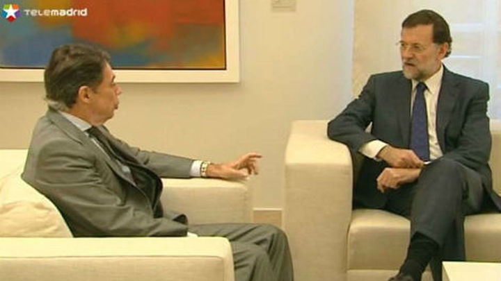 Rajoy indica a Ignacio González su disposición a revisar el modelo financiación