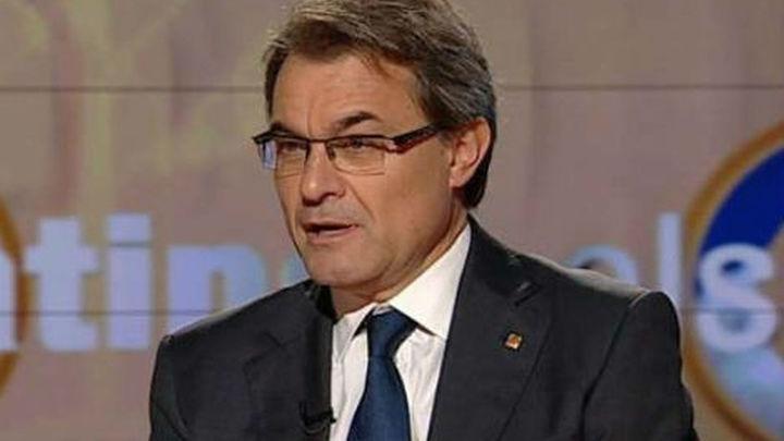 """Artur Mas """"internacionalizará el conflicto""""  si el Gobierno le frena una consulta"""