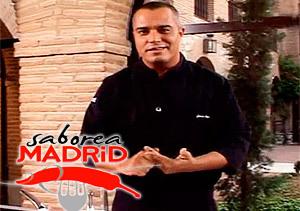 Juan Pozuelo presenta 'Saborea Madrid'
