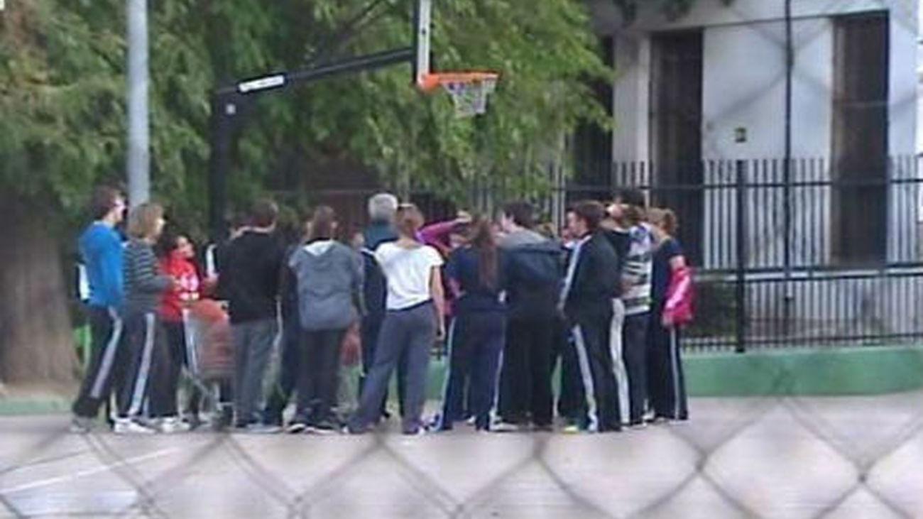 La huelga de Secundaria, entre el 20% según el Ministerio y el 70% del Sindicato de Estudiantes