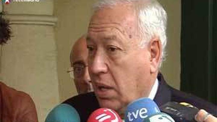Margallo: cuando la sentencia de Carromero sea firme se iniciará  la labor diplomática