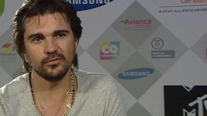 """Juanes: """"Si queremos la paz tenemos que atravesar el puente del perdón"""""""