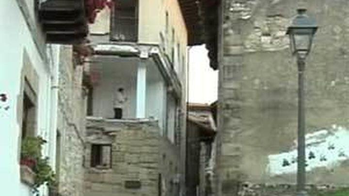 Desalojadas medio centenar de personas tras una explosión  en una vivienda de Hondarribia