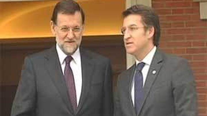 """Rajoy confía en que los resultados en Galicia irán """"bien"""" para el PP"""