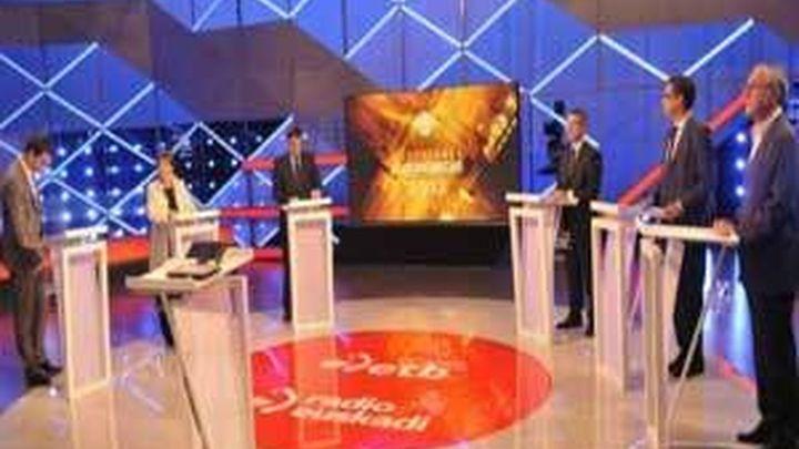 Crisis y soberanía se entrecruzan en el debate de los candidatos vascos