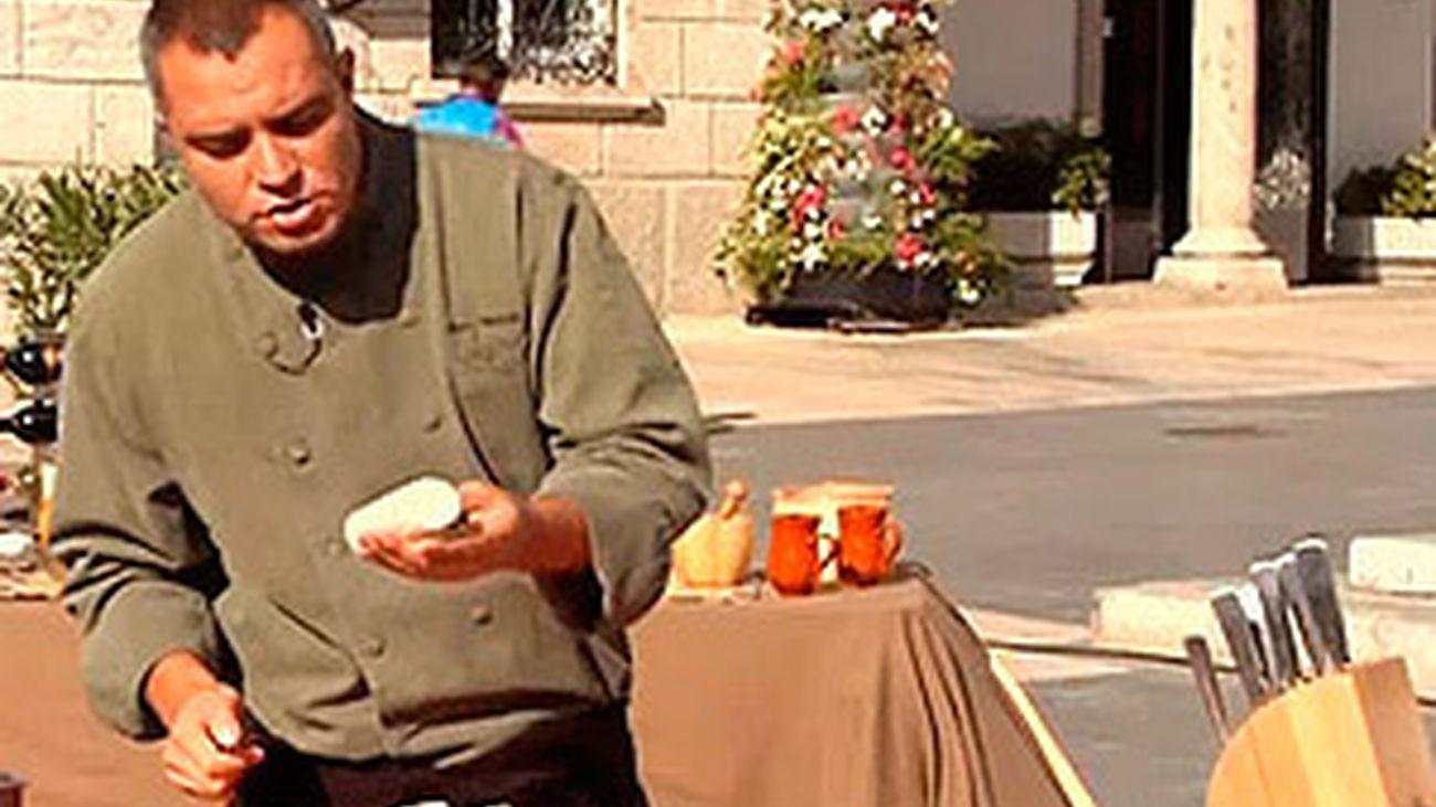 Saborea Madrid: Colmenar Viejo y el queso