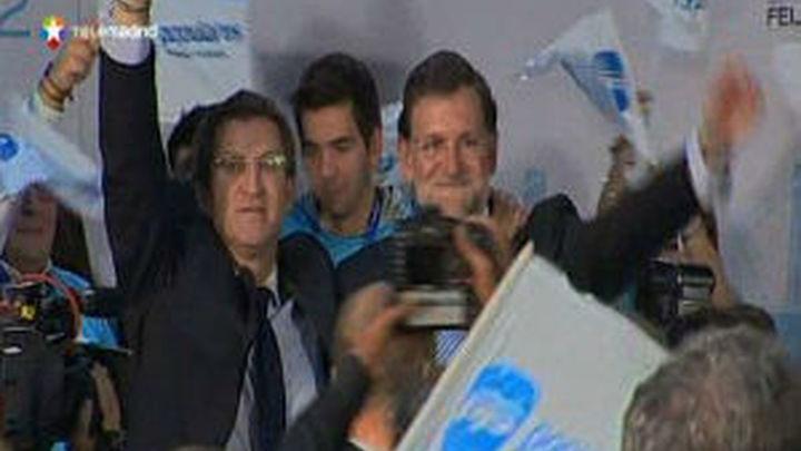 Feijóo pide un voto de confianza para zanjar la crisis